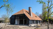 Gerealiseerde Nieuwbouw woningen - Monumentale woonboerderij Oosterhout