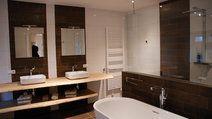 Gerealiseerde verbouwingen - Verbouwing badkamer en bijkeuken Wagenberg