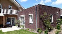 Gerealiseerde verbouwingen - Aanbouw aan woning Oosterhout