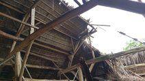 Gerealiseerde renovatie projecten - Stabiliseren Monumentale Schuur Oosterhout