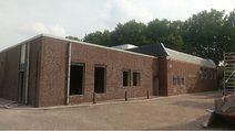 Gerealiseerde utiliteitsbouw - Brandweerkazerne Wijk en Aalburg
