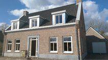 Gerealiseerde Nieuwbouw woningen - Nieuwbouw Notariswoning Made