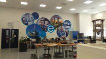 Gerealiseerde utiliteitsbouw - Nieuw technisch laboratorium Element Antwerpen