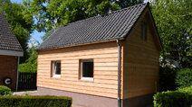 Projecten - Landelijke nieuwbouw schuur Lage Zwaluwe