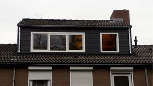 Nokverhoging woning Oosterhout - Nokverhoging woning Oosterhout