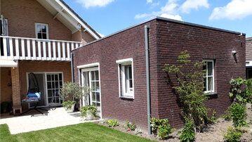 Aanbouw aan woning Oosterhout - Aanbouw aan woning Oosterhout TEKST