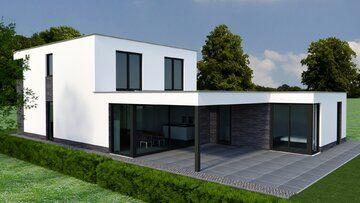 NIEUWBOUWWONING - Planning nieuwbouwwoning & 3D tekening