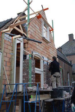 Aanbouw woonkeuken Wagenberg - Aanbouw woonkeuken Wagenberg FOTO