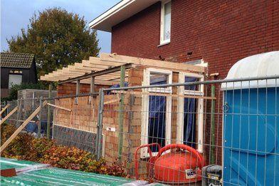 Uitbouw gezinswoning Made - Aanbouw Boveneindje