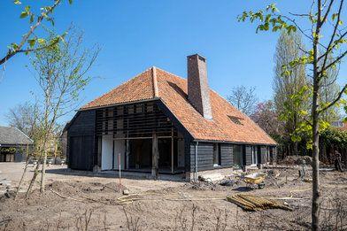 Monumentale woonboerderij Oosterhout - Monumentale Boerderij FOTO