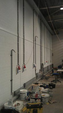 Renoveren technisch laboratorium Breda - Technische laboratorium Breda FOTO
