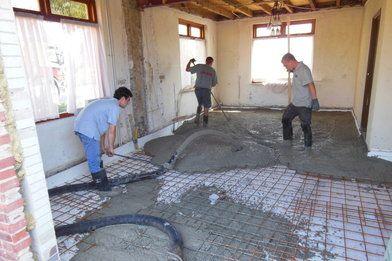 Verbouwing woonboerderij Made - Verbouwing woonboerderij Made FOTO