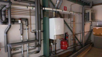 Nieuw technisch laboratorium Element Antwerpen - Technische laboratorium Element Antwerpen FOTO