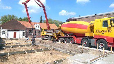 Nieuwbouw kantoor Smolders SSO Made - Smolders