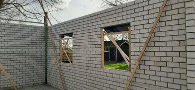 Landelijke nieuwbouw schuur Lage Zwaluwe - Landelijke schuur Lage zwaluwe FOTO