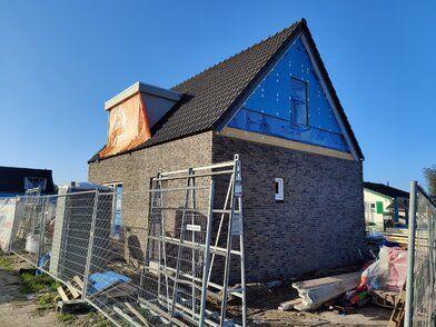 Nieuwbouwwoning Houtskeletbouw Capelse Hof - Nieuwbouw woning Capelse Hof FOTO